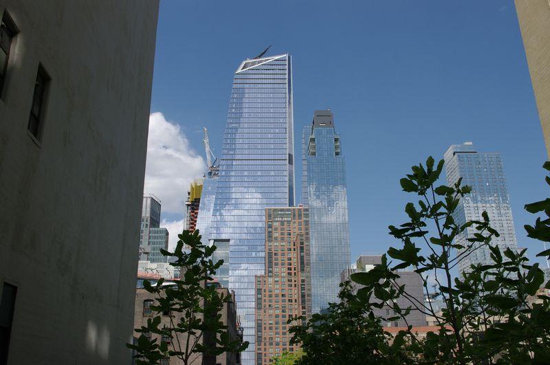 Transparenz / transparency, New York, USA