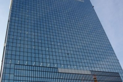 New York, spiegelnde Fasade / Facade mirror